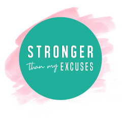 stronger than my excuses web TV production kit